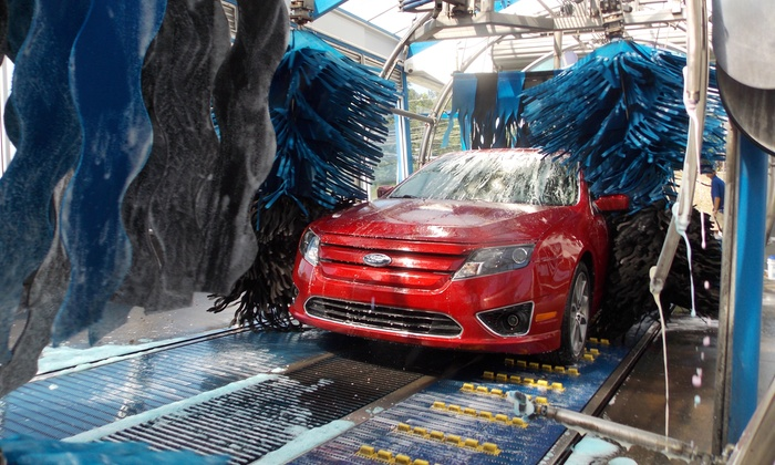 If You Can't Stand the Heat, Stay Out of the…Car Wash?