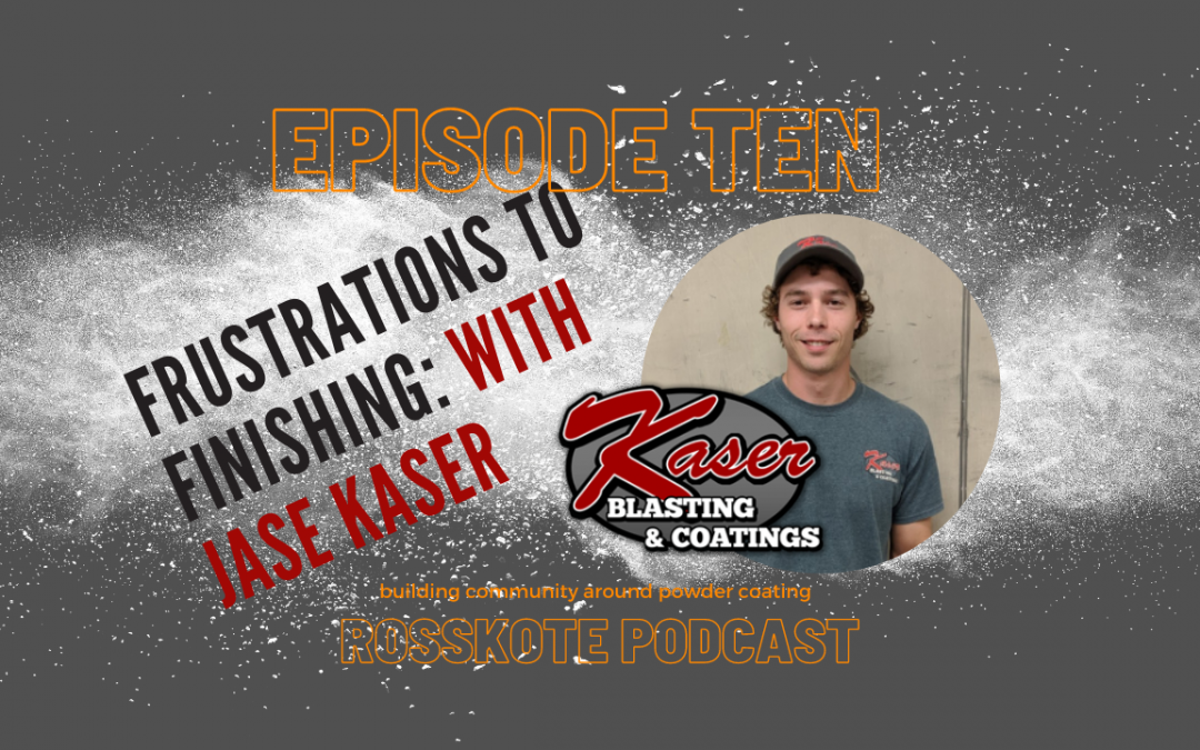 Don't Miss Jase's Appearance on the RossKote Podcast!