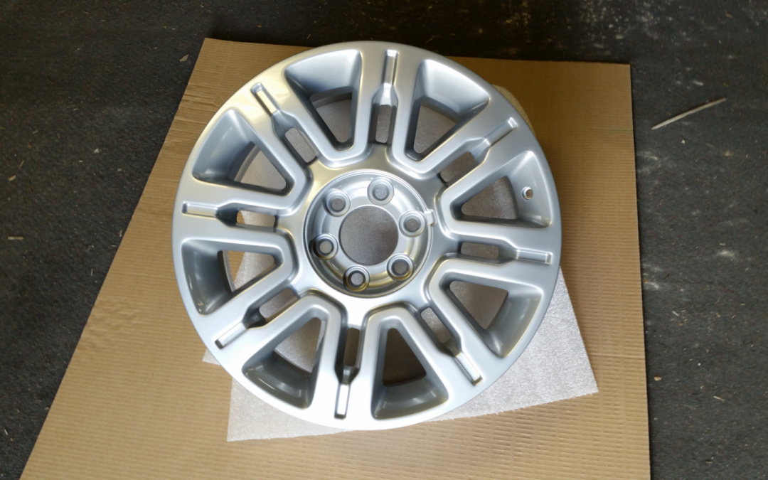 The Cost of Refinishing Aluminum Wheels